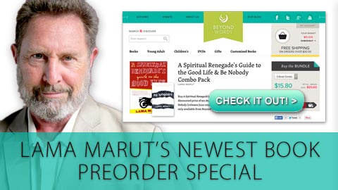 Lama Marut's Newest Book Promotional Pre-Sale Combo Offer