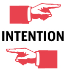 It's All About Intention